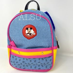 Disney D.Nicole Mickey Mouse Club House Backpack